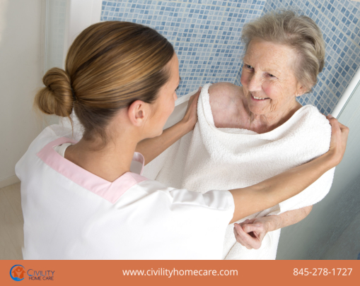 Bathroom Safety in Seniors' Homes