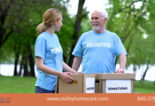 Let Seniors Give Back to the Community