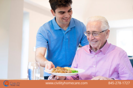 Recommended Foods for the Older Adults